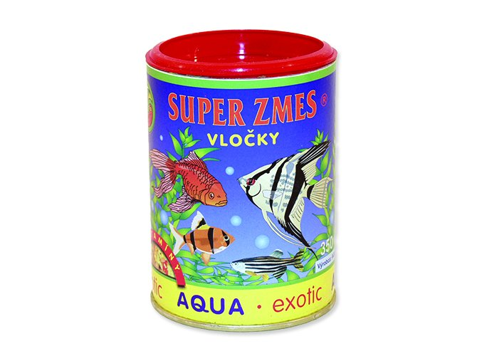 Supersměs vločky AQUA EXOTIC 350 ml