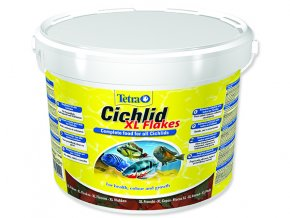 TETRA Cichlid XL Flakes 10 l