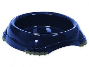 Miska MAGIC CAT plastová protiskluzová modrá 210 ml