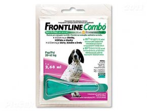 FRONTLINE Combo Spot-On Dog L (2,68ml)