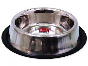 Miska DOG FANTASY nerezová s gumou 19 cm 0,47l