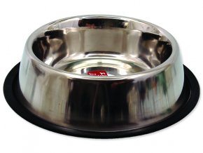 Miska DOG FANTASY nerezová s gumou 23 cm 0,94l