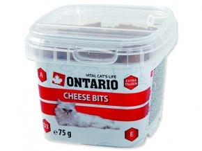 Snack ONTARIO cheese bits75g