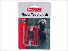 Zubní kartáček prstový Beaphar