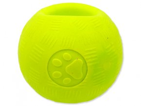 Hračka DOG FANTASY Strong Foamed míček guma 6,3 cm