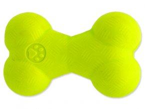 Hračka DOG FANTASY Strong Foamed kost guma 11,4 cm