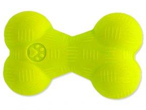 Hračka DOG FANTASY Strong Foamed kost guma 13,9 cm