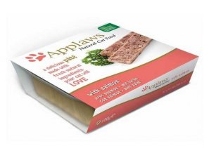 Applaws Paté Cat 100g s LOSOSEM