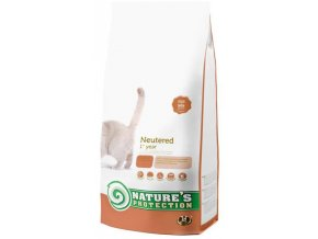 Nature's Protection Cat Dry Neutered