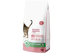 Nature's Protection Cat Dry Sensitive Digestion 7 kg