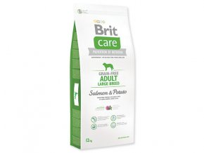BRIT Care Grain-free Adult Large Breed Salmon & Potato 12kg