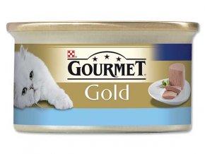 GOURMET Gold konzerva tuňák 85g paštika