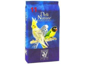 Deli Nature 11-BUDGIE COLORMIX