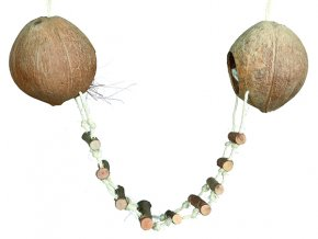 Domek TRIXIE kokos 121 cm