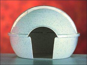 Domek SAVIC plastový pro křečky 15,5 x 12 x 11 cm