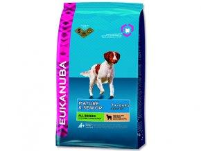 EUKANUBA Mature & Senior Lamb & Rice 2,5 kg