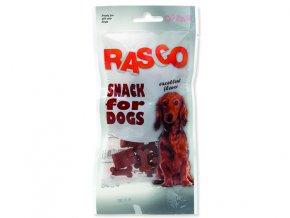 Pochoutka RASCO Dog kostičky šunkové 50g