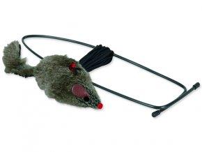 Hračka TRIXIE myš závěsná na dveře 190 cm