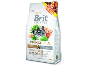 BRIT Animals CHINCHILA Complete 300 G