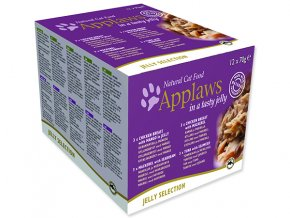 Applaws Cat Jelly Selection multipack 840g