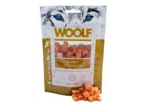 WOOLF Rabbit chunkies 100g