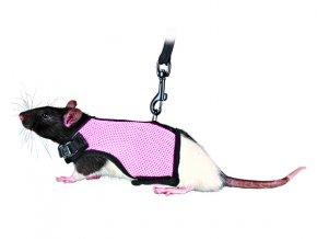 Postroj TRIXIE pro potkany 12-18 cm
