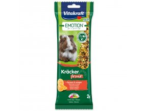 VITAKRAFT Emotion Kracker morče ovocné 112g