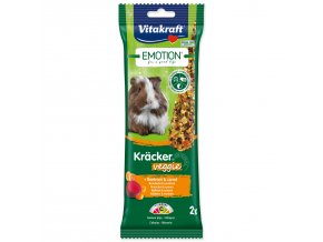 VITAKRAFT Emotion kracker morče veggie 112g