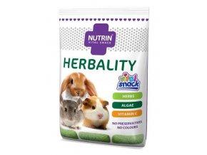 Nutrin snack Herbality 100 g