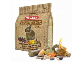 Dajana – COUNTRY MIX Degu 500 g