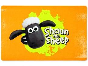 Podložka pod misky TRIXIE Shaun the Sheep oranžová 44 x 28 cm