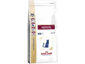 Royal Canin VD Cat Dry Hepatic HF26 2 kg