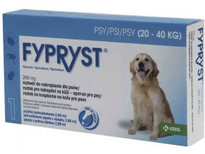 Fypryst spot on Dog L 20-40kg 1x2,68ml