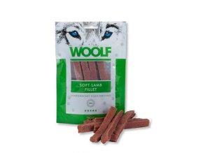 WOOLF soft Lamb fillet 100g
