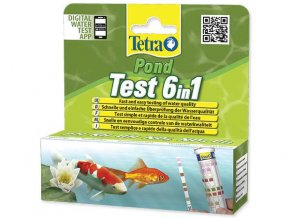 TETRA Pond Test 6 in 1 25 ks