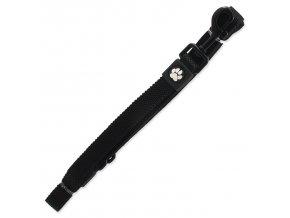 Vodítko ACTIV DOG Bungee Neoprene černé M 120 cm