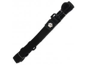 Vodítko ACTIV DOG Bungee Neoprene černé L 120 cm