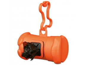 Zásobník TRIXIE na sáčky na psí výkaly + 12 sáčků L