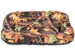 Polštář obdélník nylon Sychrov podzimní listí