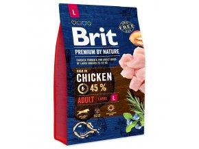 BRIT Premium by Nature Adult L 3kg