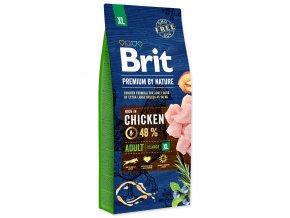 BRIT Premium by Nature Adult XL 15kg