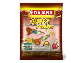 Dajana Guppy gourmet 13 g