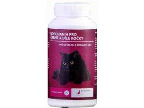 Roboran H pro kočky černé a bílé plv 60 g