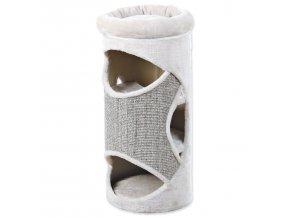 Odpočívadlo TRIXIE Gracia Cat Tower light grey 85 cm