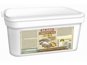 COUNTRY MIX EXCLUSIVE hedgie soft ježek 1500 g