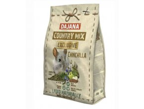 COUNTRY MIX EXCLUSIVE Činčila