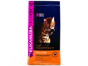 EUKANUBA Cat Adult Top Condition 1+ 4 kg