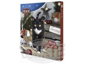 Adventní kalendář pro kočky