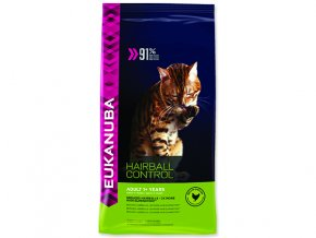 EUKANUBA Cat Adult Hairball Control 400 g