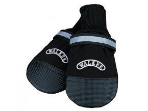 Boty pro psy TRIXIE Comfort černé L 2ks